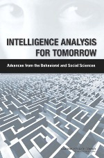 Intelligence for Tomorrow cover