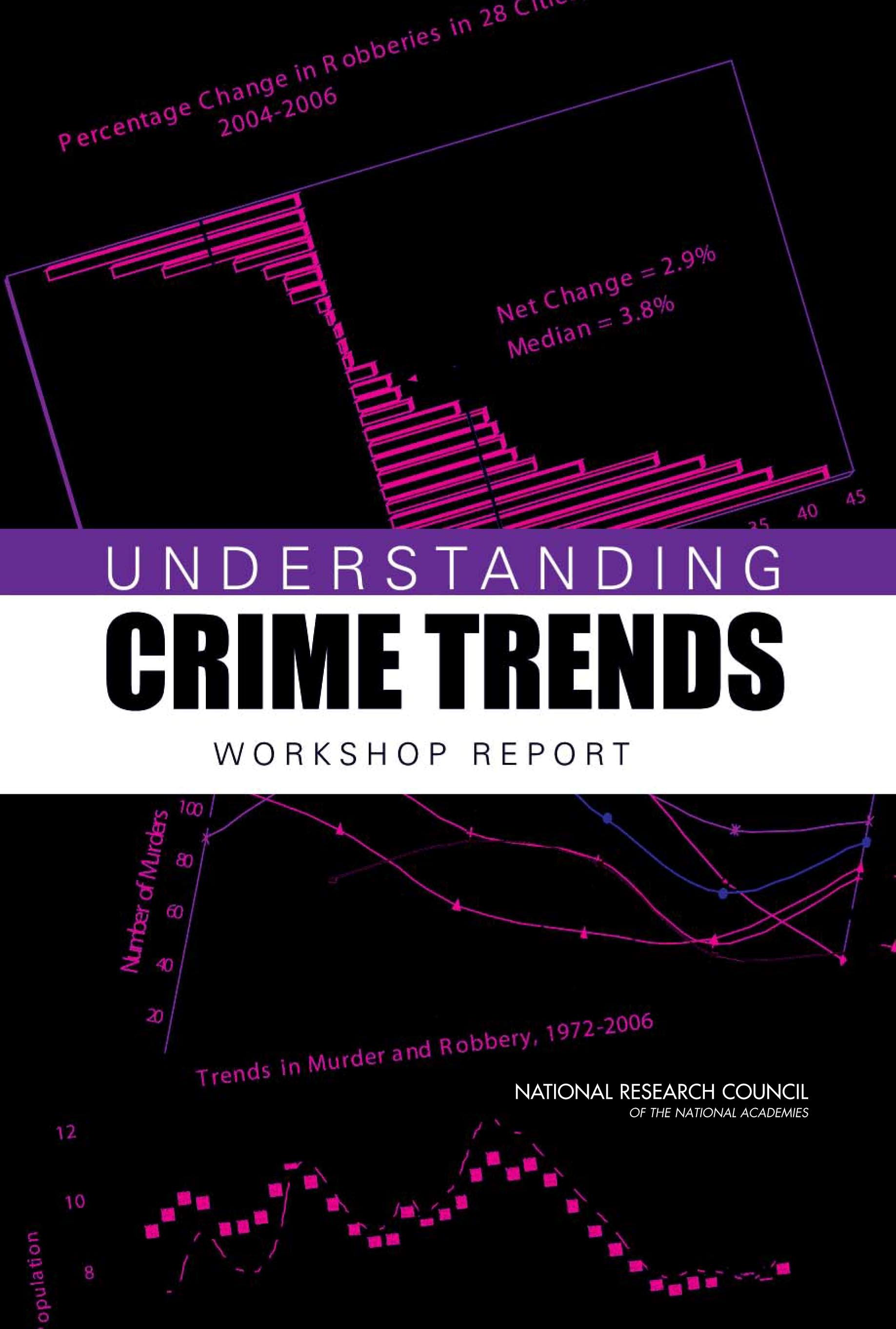 Crime Trends report cover