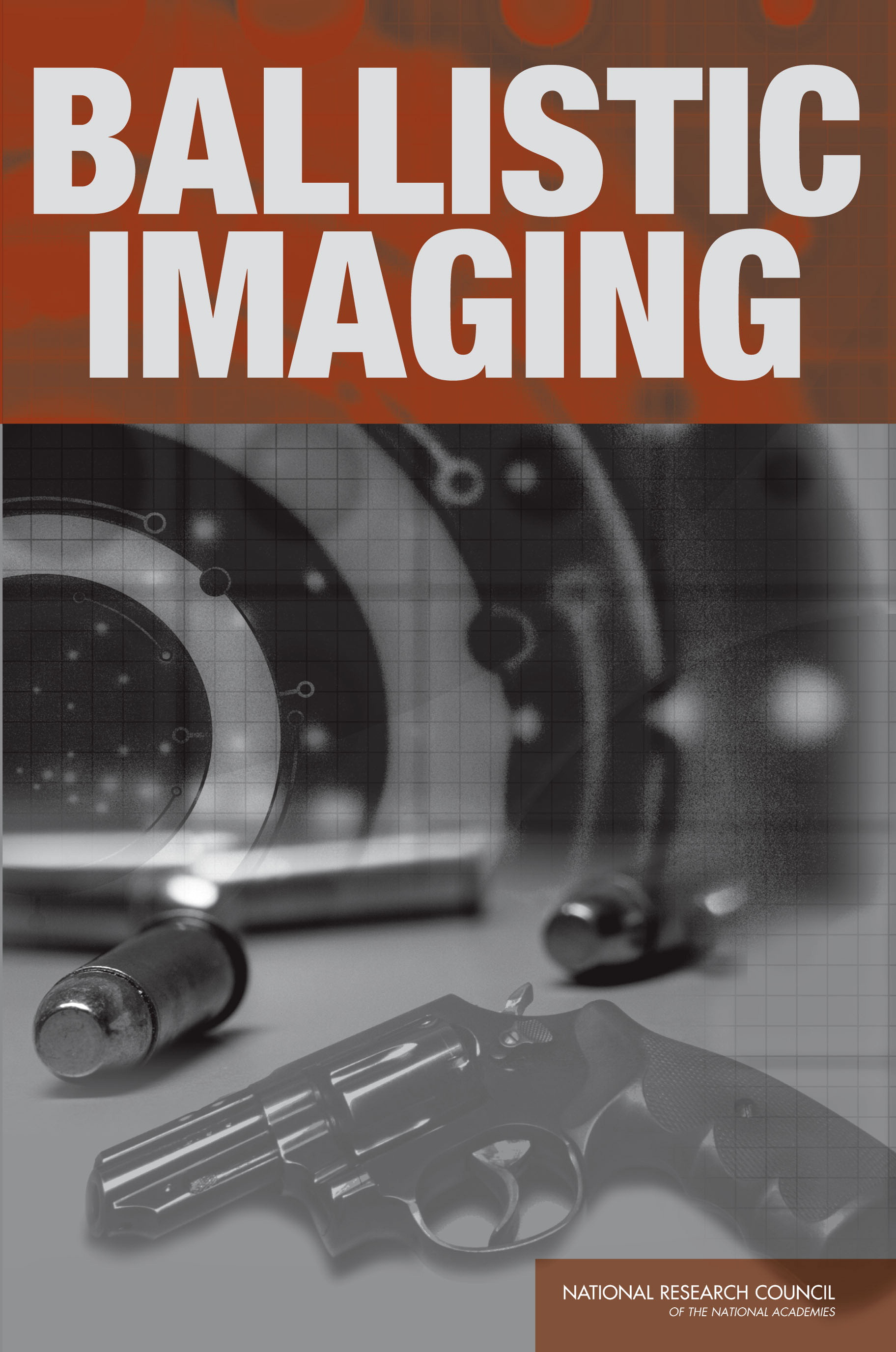 Ballistic Imaging report cover