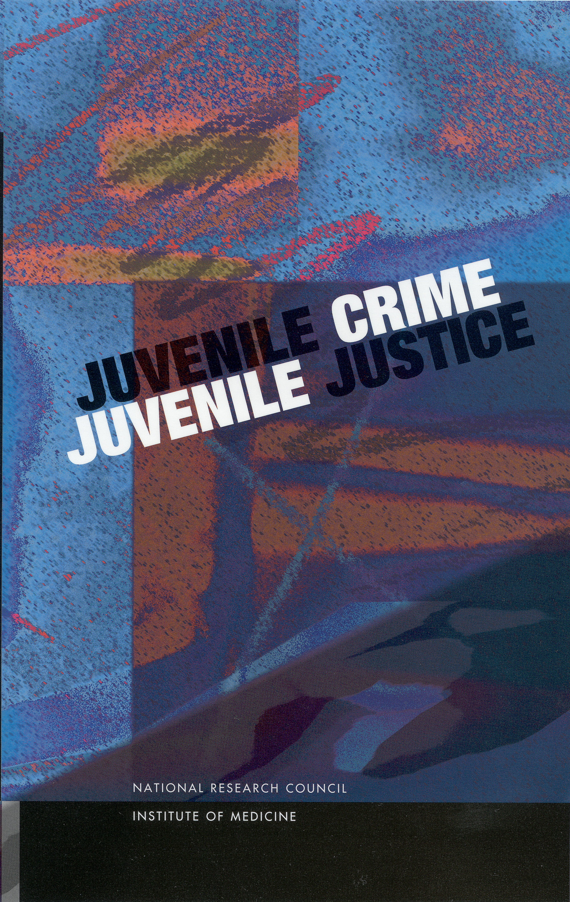 Juvenile Crime report cover