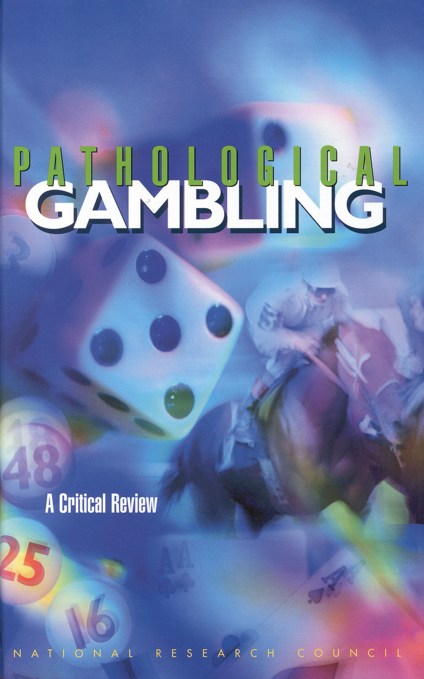 Pathological Gambling report cover