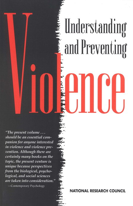 Understanding Violence Vol 1 report cover