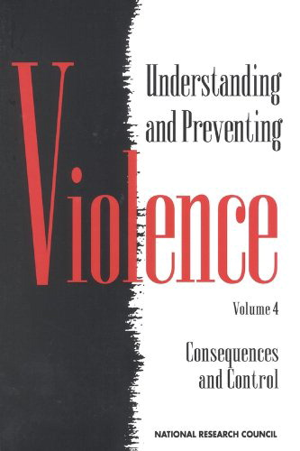 Understanding Violence Vol 4 report cover
