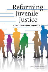 juvenile justice report cover