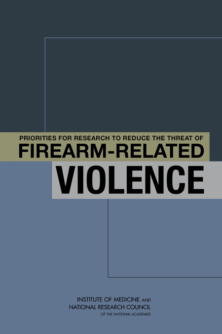 Gun Violence report cover