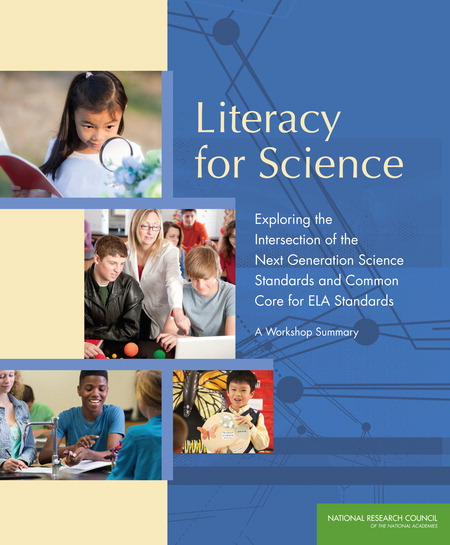 Science Literacy cover