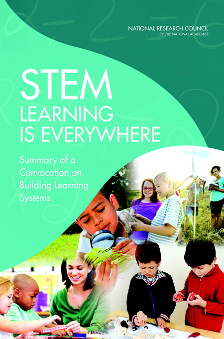 STEM Learning Everywhere cover