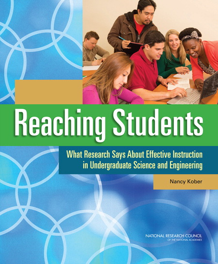 Reaching Students cover