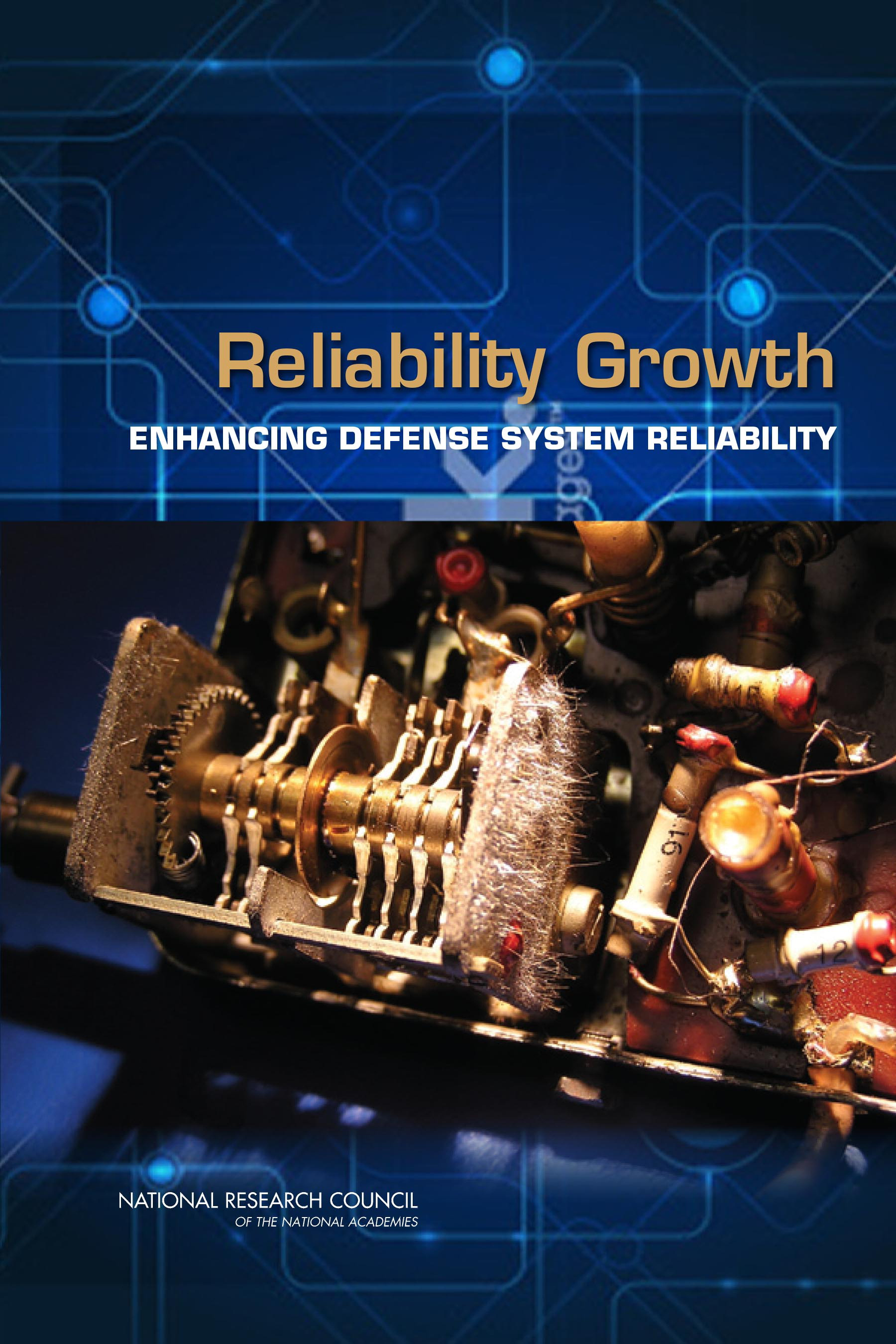 Reliability Growth cover