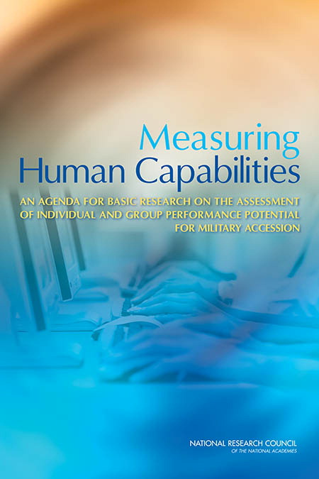 Measuring Human Capabilities cover