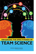 Team Science coverL