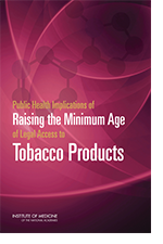 Tobacco Minimum Age cover