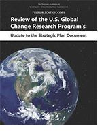 Review Global Change Research ProgramL