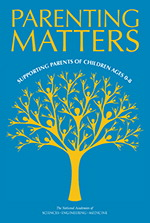 Parenting Matters Cover