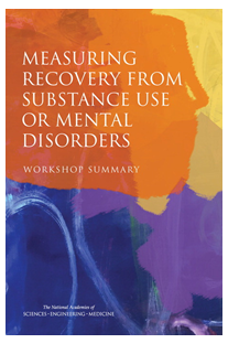 SAMHSA Recovery Workshop Summary Cover