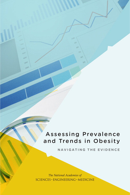 Assessing Prevalence and Trends in Obesity Report Cover
