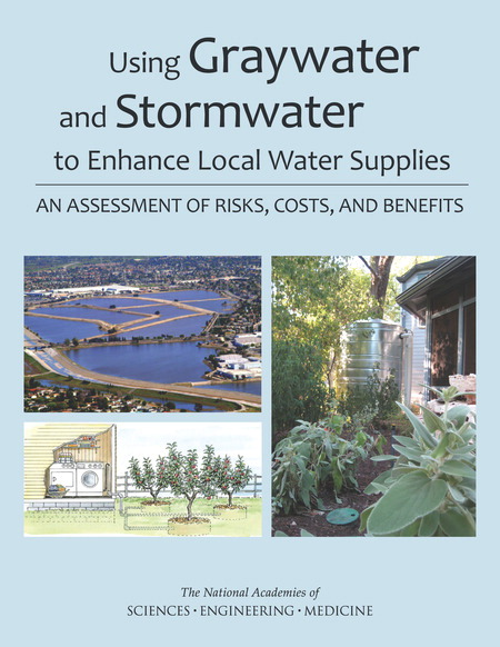 Using Graywater and Stormwater Report Cover