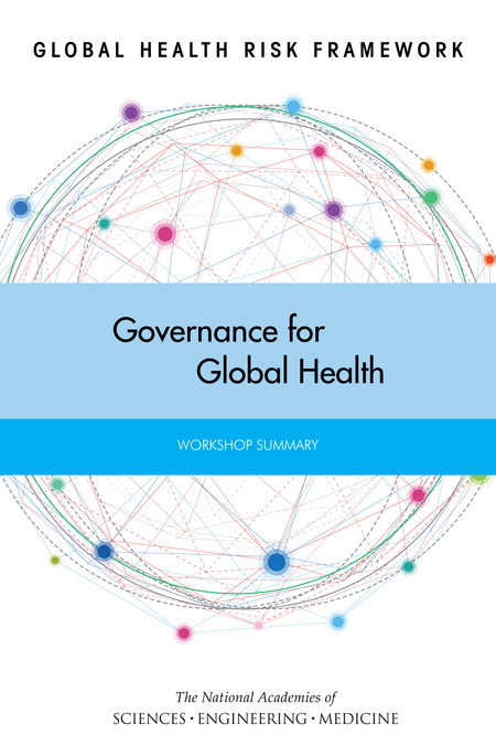 Global Health Risk Framework Report Cover