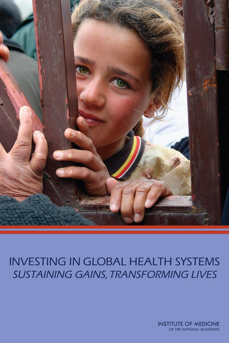 Investing in Global Health Systems Report Cover