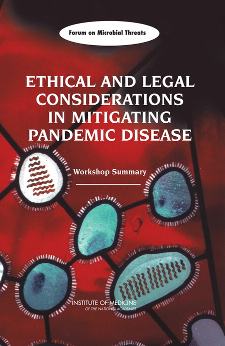 Ethical and Legal Considerations Report Cover