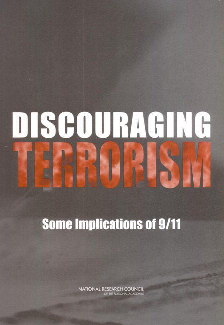 Discouraging Terrorism Report Cover