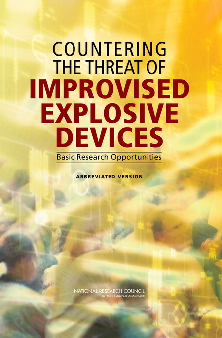 Countering the Threat of Improvised Explosive Devices Report Cover