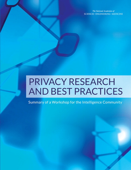 Privacy Research and Best Practices Report Cover