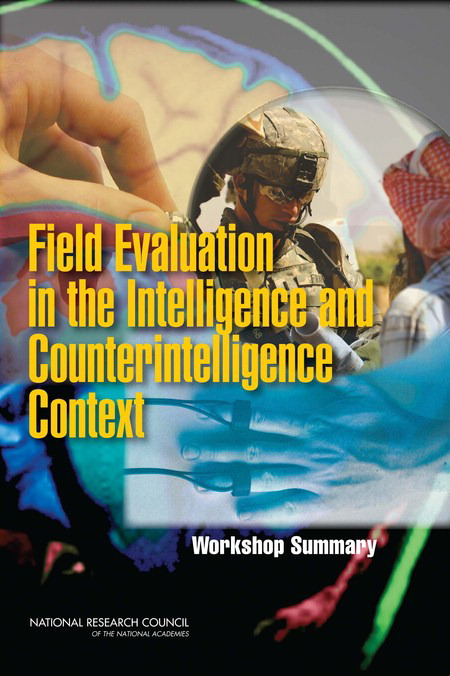 Field Evaluation in the Intelligence Report Cover