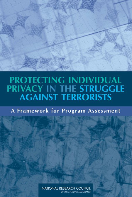 Protecting Individual Privacy Report Cover