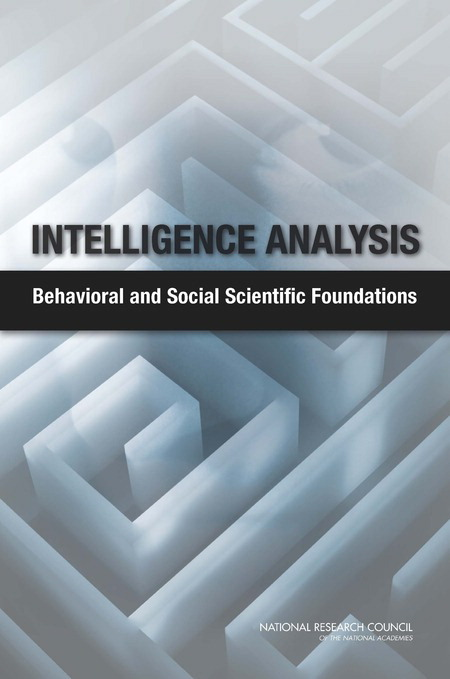 Intelligence Analysis Foundations