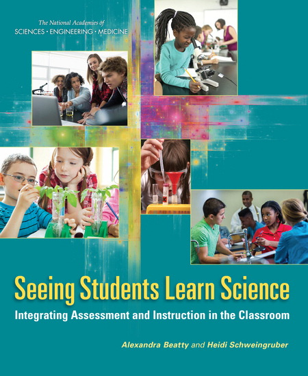 Seeing Students Learn Science Report Cover