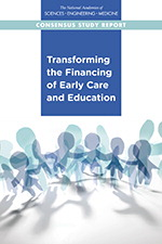 Financing ECE cover