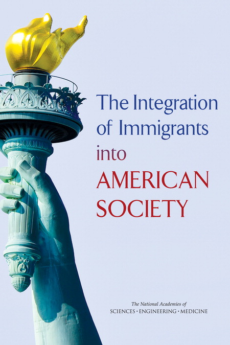 Integration of Immigrants into American Society Cover