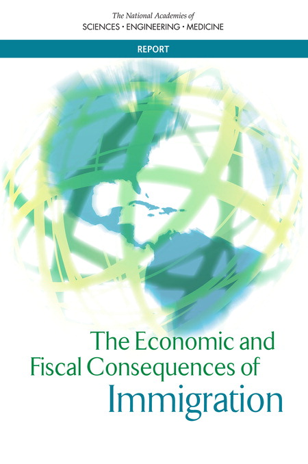 Economic and Fiscal Consequences of Immigration cover