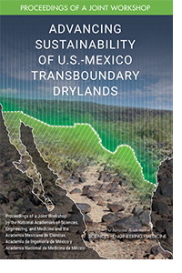 Mexico Drylands new cover