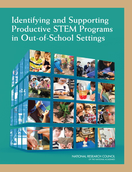 Identifying and Supporting Productive STEM Cover Image
