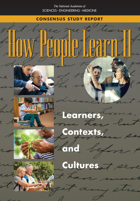 How People Learn II Cover