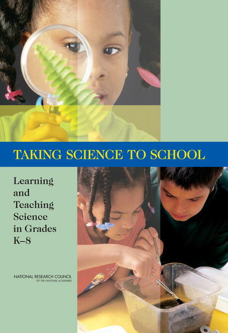 Taking Science to School Cover