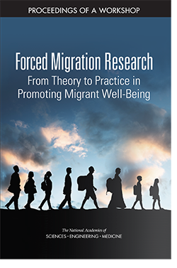 Forced Migration CoverL