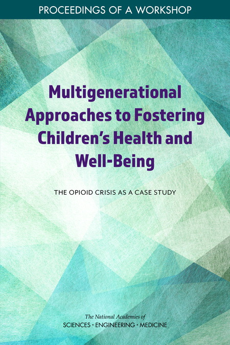 Multigenerational Approaches cover