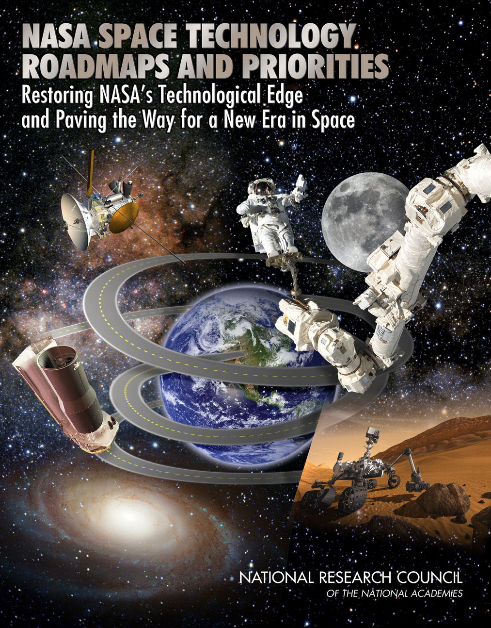 2012 Roadmaps cover