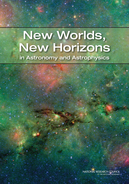 new worlds new horizons