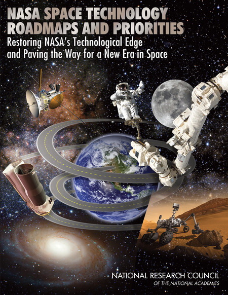 NASA space technology roadmaps and priorities