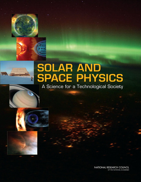 solar and space physics decadal