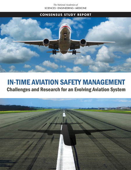 aviaiton safety report cover