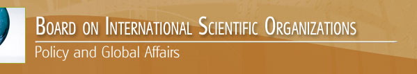 Board on International Scientific Organizations