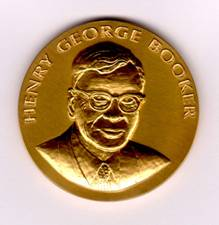 The Booker Gold Medal