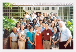 China US Workshop Participants