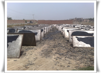 OU-UP Wastewater Bioremediation Project Leather Tanning Site