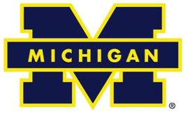Univ Michigan Logo